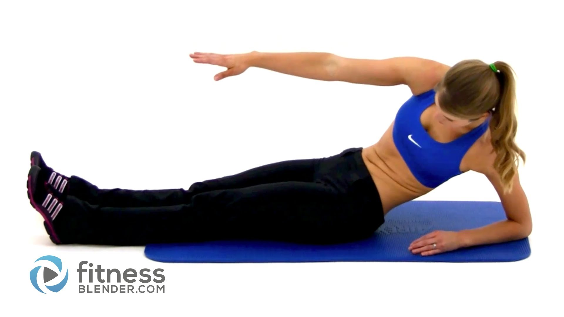 Sciatica Pain Relief Exercise - Reclined Oblique Twists