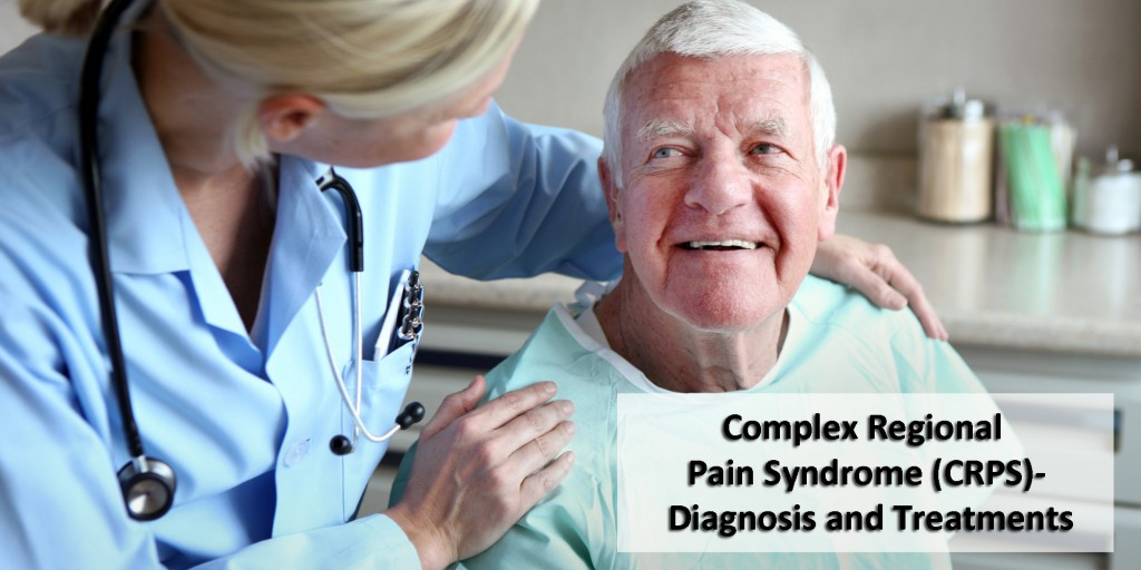 Complex Regional Pain Syndrome (CRPS) - Diagnosis and Treatments- Apex Pain Specialists