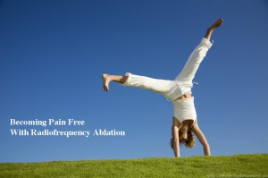 Becoming Pain Free With Radiofrequency Ablation- Apex Pain Specialists