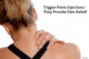 Trigger Point Injections- They Provide Pain Relief! - Apex Pain Specialists